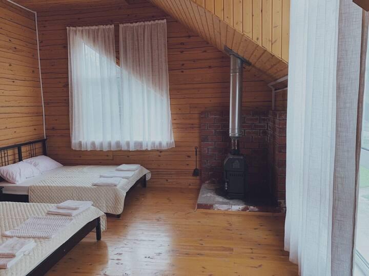 Апартаменты в Аршане на 4х гостей