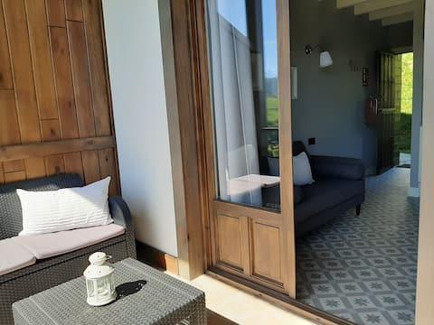 apartamentos el llanin  (loft terraza 2 6)