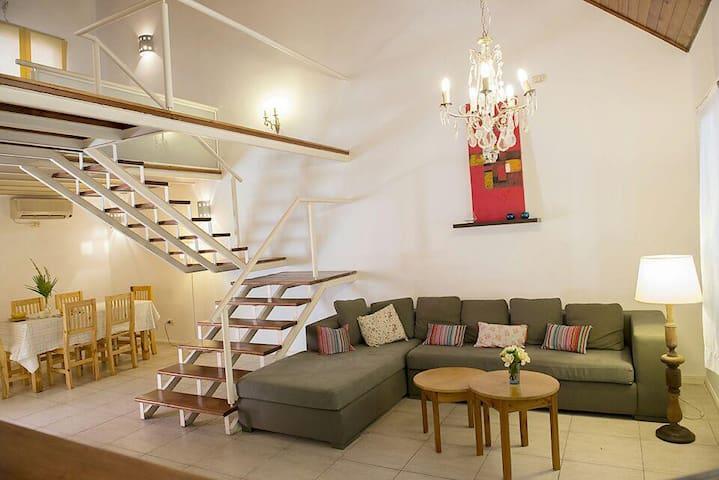 Casa de 3 habitaciones en alquiler en Palermo