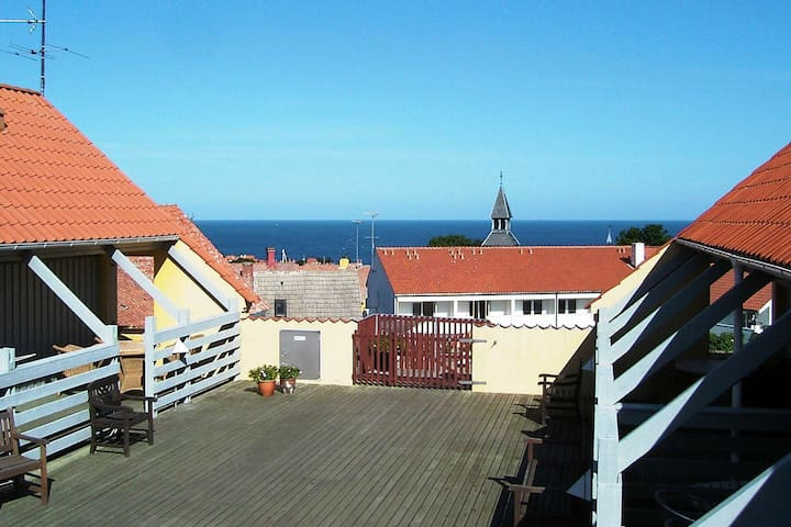 4 person holiday home in Gudhjem
