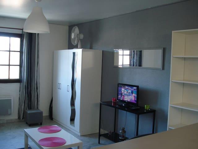 Résidence Barbacane Cité Médievale - Carcasona - Apto. en complejo residencial