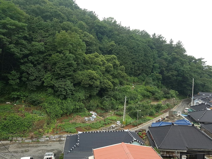[OPEN]전주 한옥마을 숲소리9_조용한 콘도형 아파트