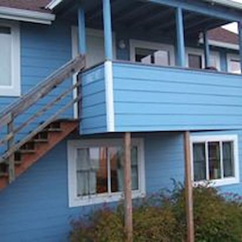 Eagle Bay Vacation Rentals/ Dave's Cave - Gold Beach - Annat