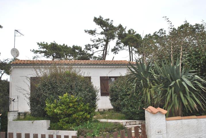 Location proche de la plage - Le Grand-Village-Plage - Huoneisto