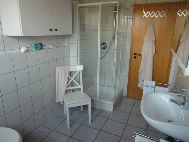 Bad nur für Gäste (renoviert 2018)
