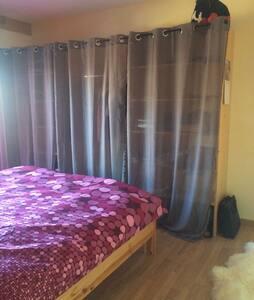 Haute-Nendaz, 1 jolie chambre à louer - Nendaz - Pis