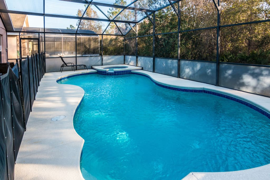 Beautiful Private Pool