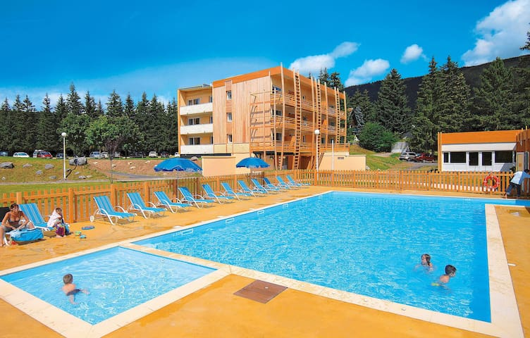 Resort club Le Sornin - 7601