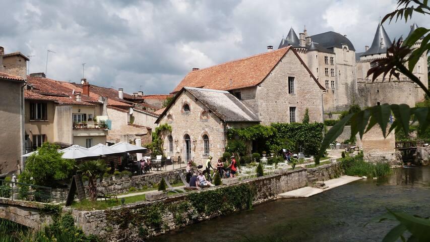 Moulin de VERTEUIL