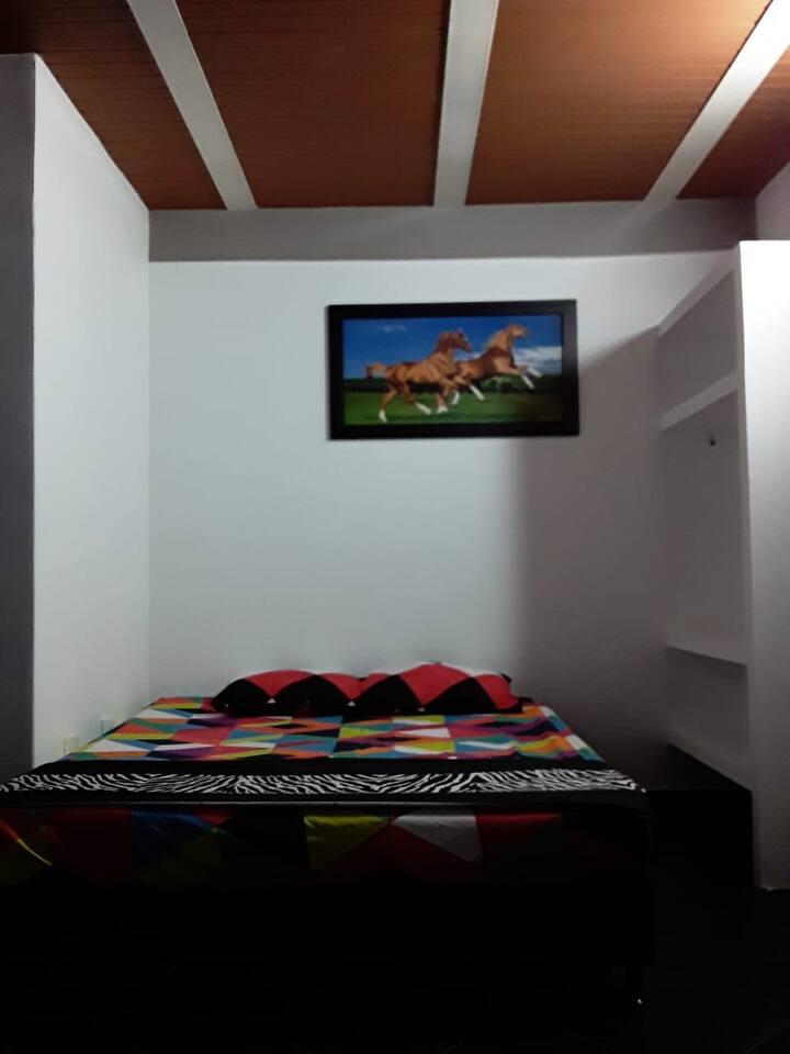 HACIENDA NÁPOLES -DORADAL APTO 3 PERSONAS