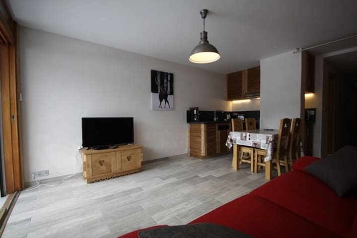 Fully renovated 2 bedroom apartment - MORZINE - Flat