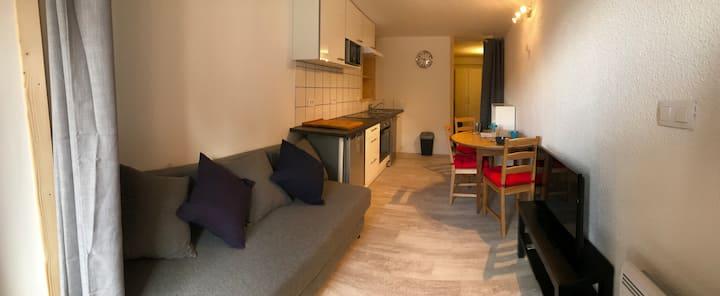 Studio in central Vallouise