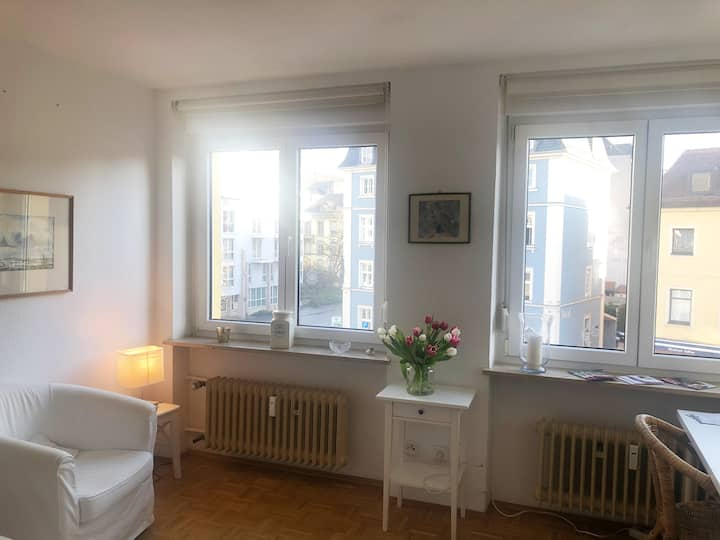 1 Zimmer Appartement in toller Lage