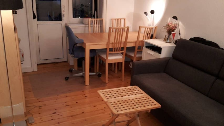 Private room with small balcony - Copenhagen - Apartemen