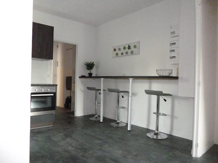 Appartement duplex  3 chambre 85m²