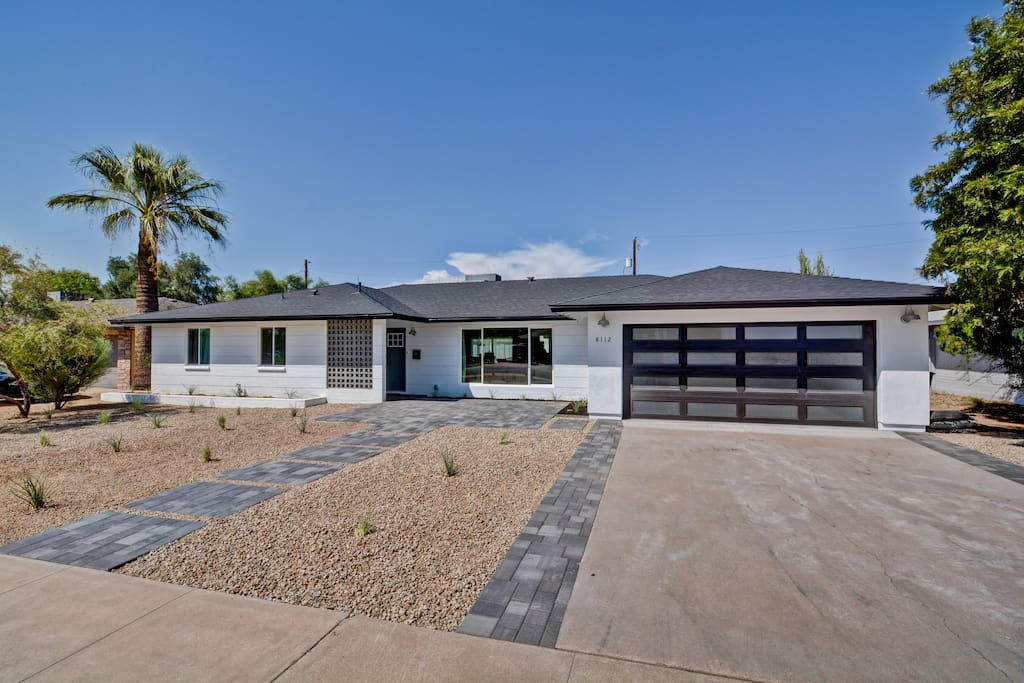 Located minutes from Old Town Scottsdale! Our home was completely remodeled in 2017!