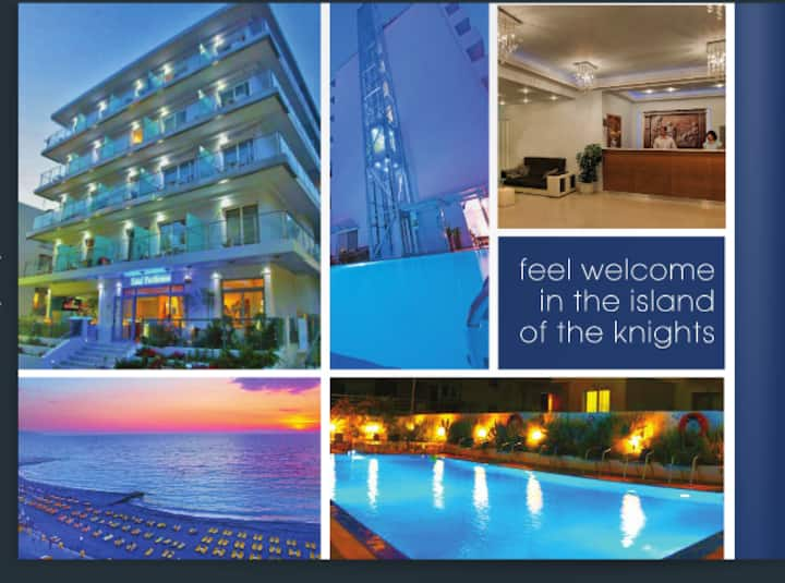 Top location in city near to the beach and activit