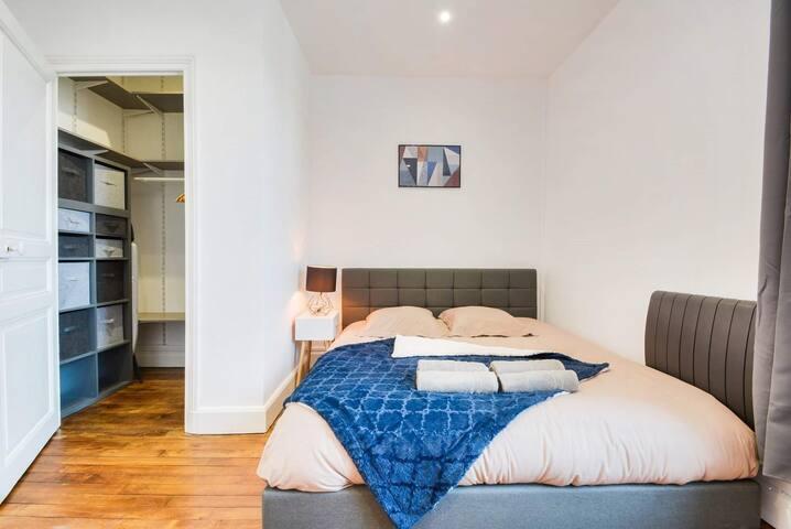 1 chambre dans Appartement 3 chambres à Bellevue