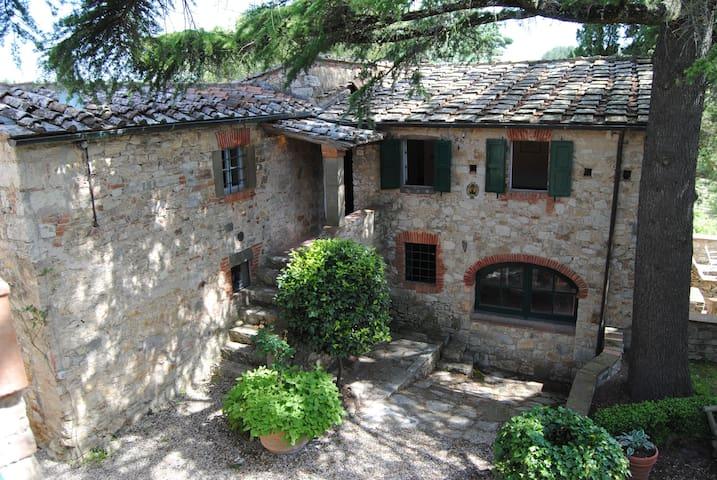 Casa vacanze Ama in Chianti (SI) - Gaiole In Chianti - Talo