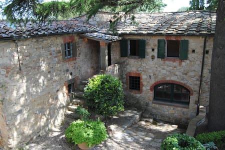 Casa vacanze Ama in Chianti (SI) - Gaiole In Chianti - Casa