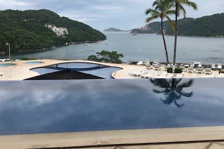 SOL ARENA Y MAR Acapulco, la mejor bahia