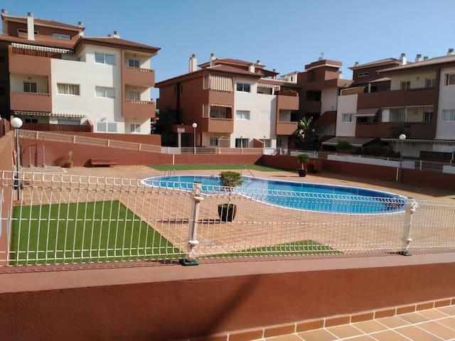 FAMILIAR Y ACOGEDOR  4 PERSONAS - Puertito de Güímar - 公寓