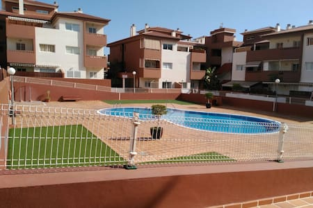 FAMILIAR Y ACOGEDOR  4 PERSONAS - Puertito de Güímar - Appartement