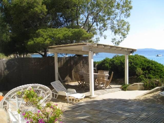 La Villa sur la Plage - Le Lavandou