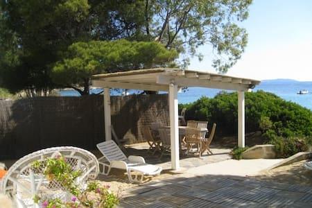 La Villa sur la Plage - Le Lavandou - Casa