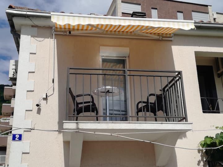 Ivancevic Triple room with balcony