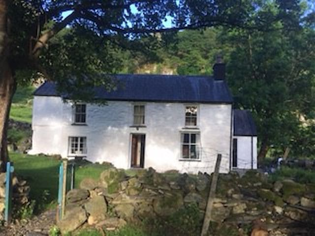 Cwm y Wrach Cottage, Nant Peris LL55 4UH