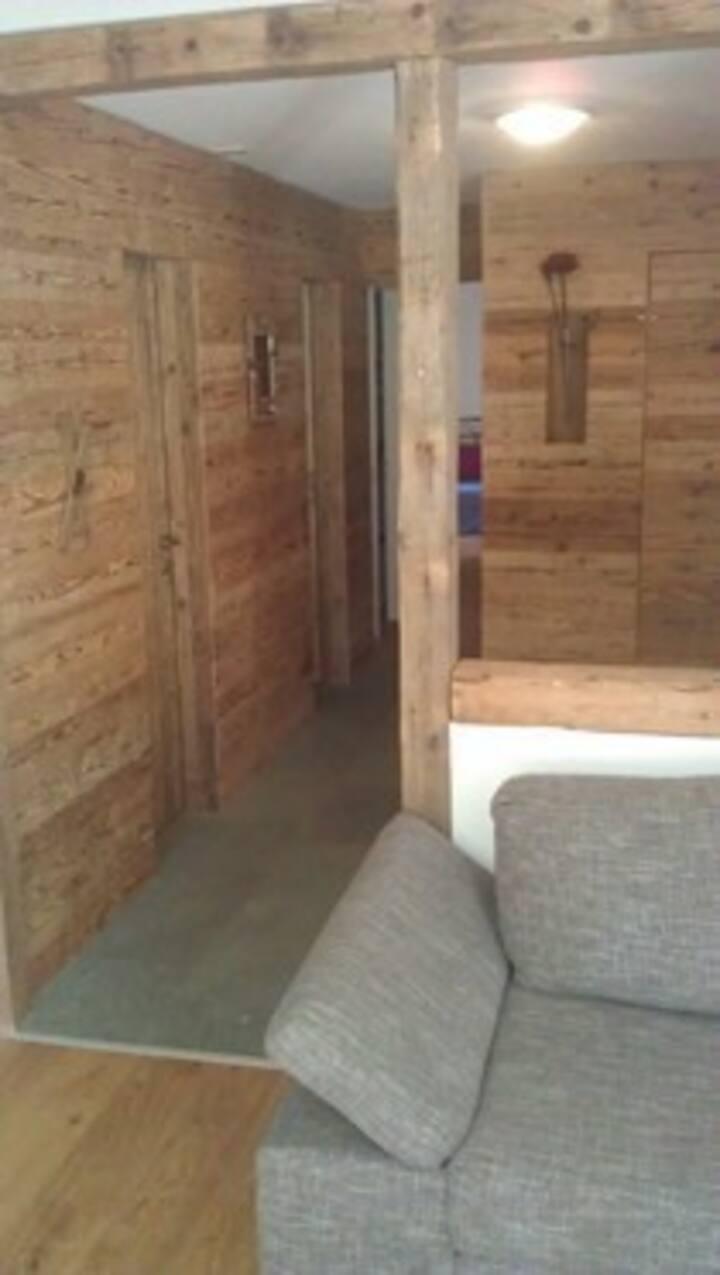 Appartement de vacances à Crans - Montana (7 lits)