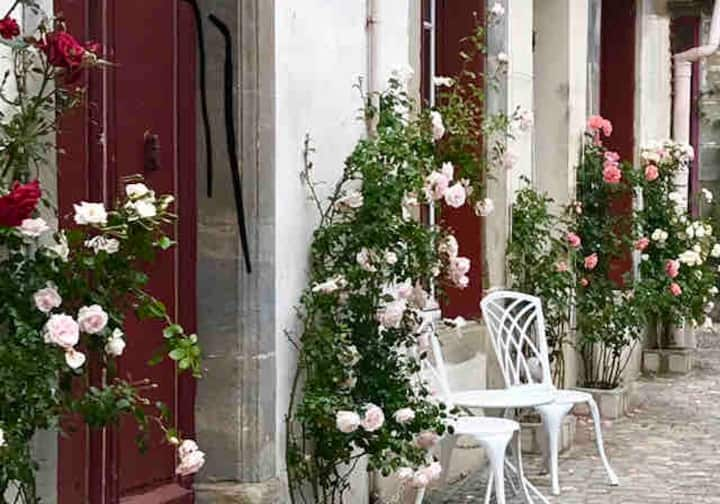 Maison Tichadou, nära de franska Pyreneerna