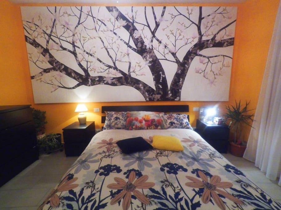 Camera Magnolia - Magnolia room