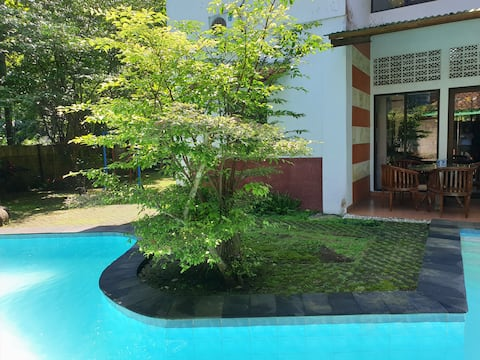 Villa Efata, private w pool at Gadog, Mega Mendung