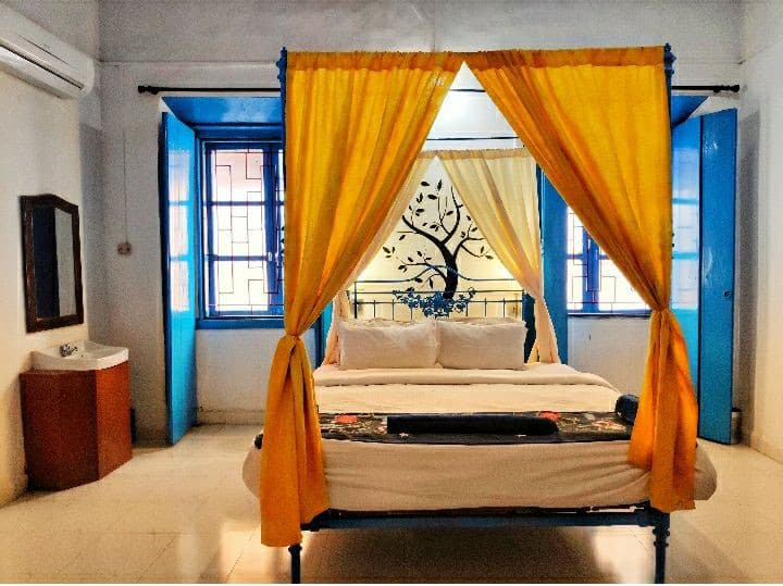 1BHK Heritage suite homestay in candolim