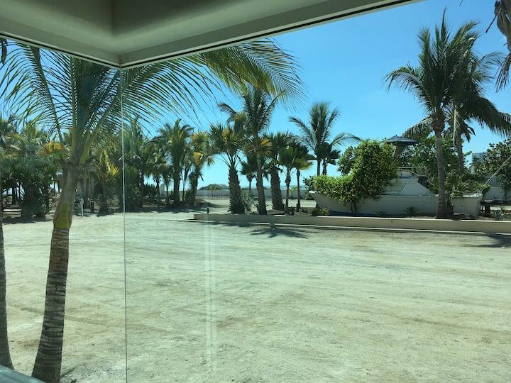 Departamento enfrente del mar - Baraka Beach Club