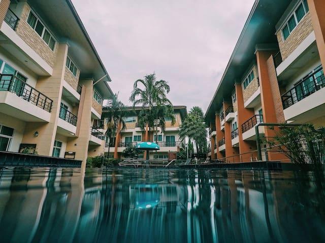 Wonderful pool house at Kata Deluxe