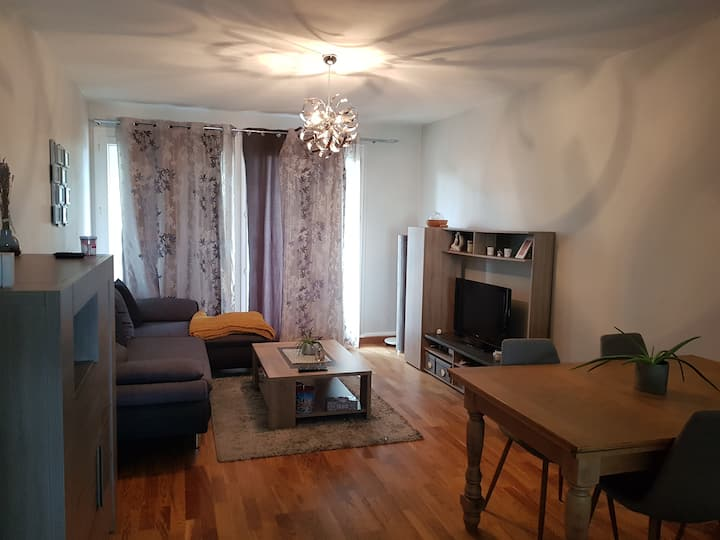 Appartement proche Montjuzet