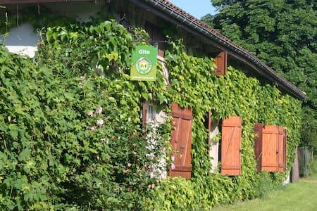Sous l'Orme, ma maison en Argonne - Les Charmontois
