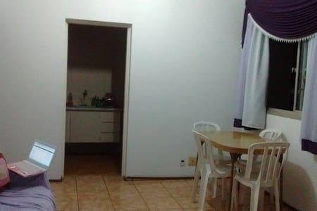 Apartamento aconchegante no Centro - Ribeirão Preto
