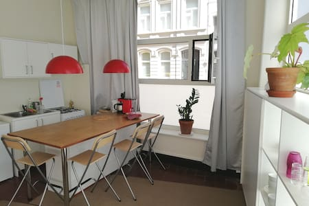 Cosy and private studio near the heart of Ghent