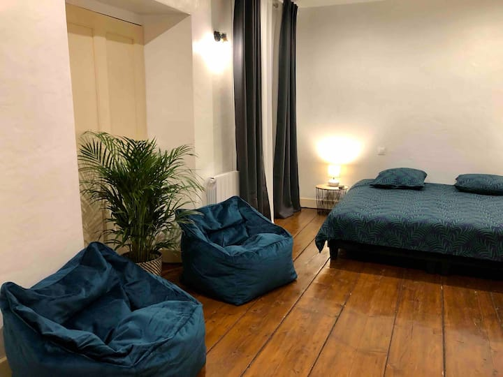Appartement dans le centre historique de Moûtiers
