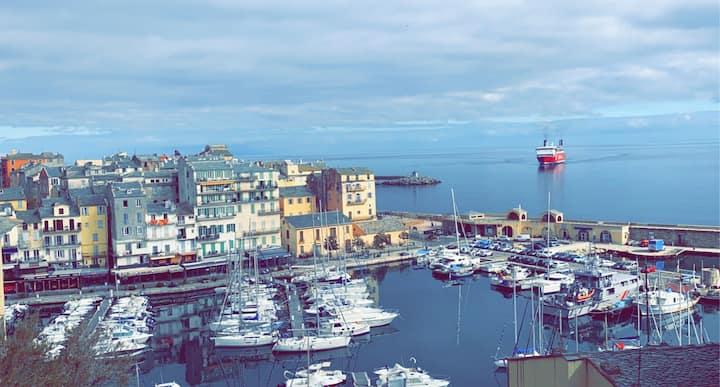 Appartement cosy vieux port de Bastia