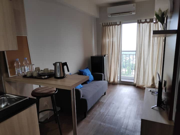 Homey 2 Bedroom Unit Apartment