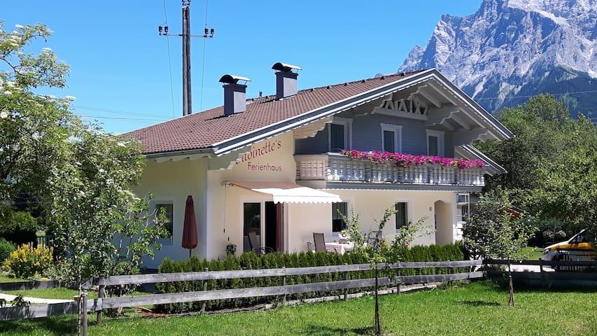 Ferienhaus Antoinette mit bis zu 5 Schlafzimmern - Biberwier - Rumah