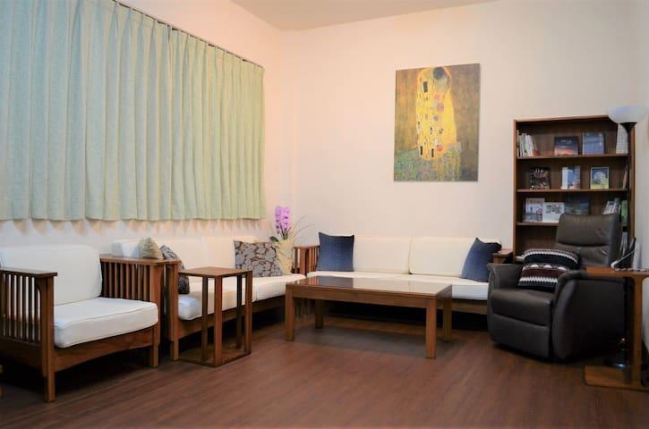 禮好民宿 位於竹崎市區 交通便捷