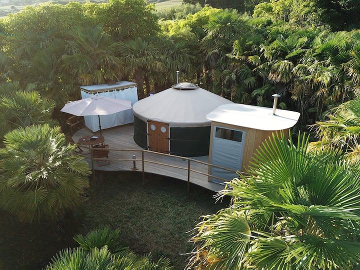 Azul Singular - Yurt