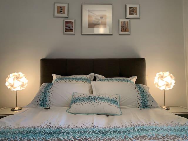 Logement cosy & chaleureux avec vue imprenable