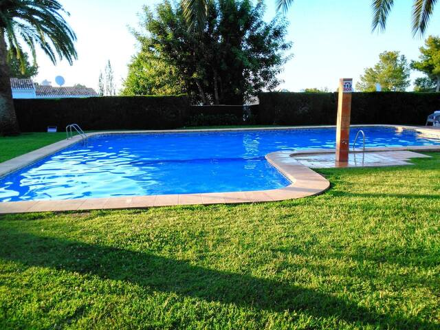 Townhouse, very quiet area to rest ... - Denia - Casa